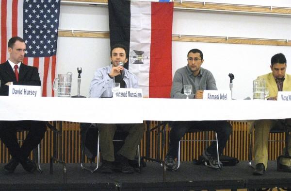 Egypt Panel