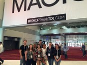 SLCC students at MAGIC Vegas