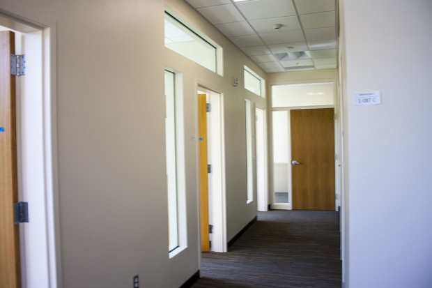 New offices