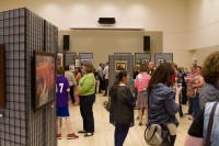 Big turnout for this year's Art Showcase