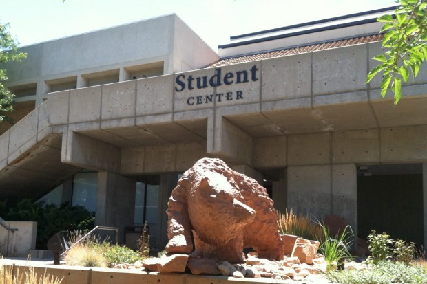 The Student Center at Taylorsville Redwood Campus.