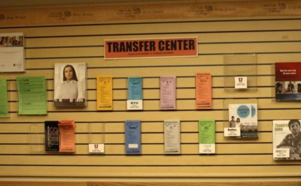 SLCC Transfer Center