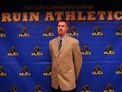 Interim head coach Todd Phillips
