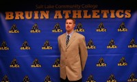 Interim men's basketball head coach Todd Phillips