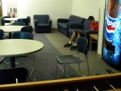 Meadowbrook Campus student lounge