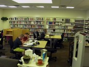 Miller Campus library
