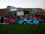 Summer movie series at Jordan Campus