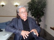 Tanner Forum guest speaker Edward James Olmos