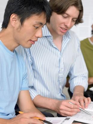Tutoring an Asian student