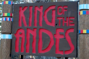 King of the Andes