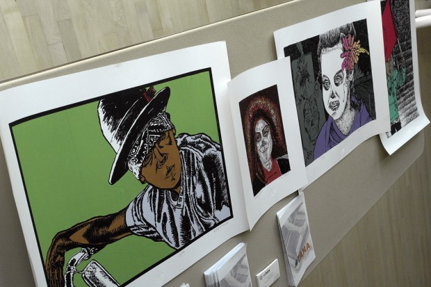 Prints by Ruby Chacon