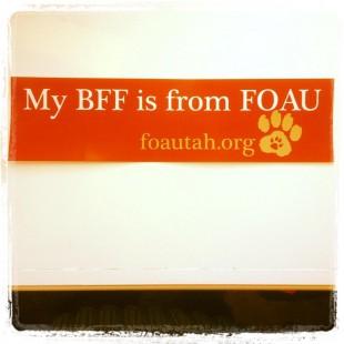 My BFF is from FOAU