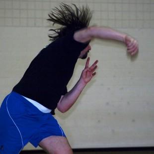 Handball player Jasmin Kucukovic