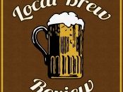 Local Brew Review - brown background
