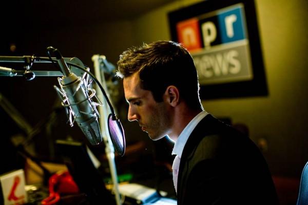 NPR White House Correspondent Ari Shapiro.