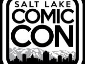 The 2014 Logo for Salt Lake Comic Con