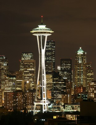 Space Needle in Seattle