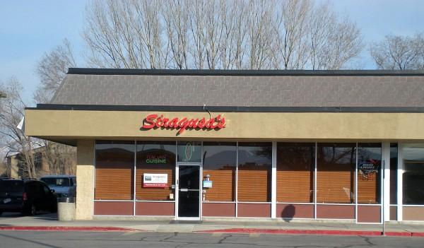 Outside Siragusa's
