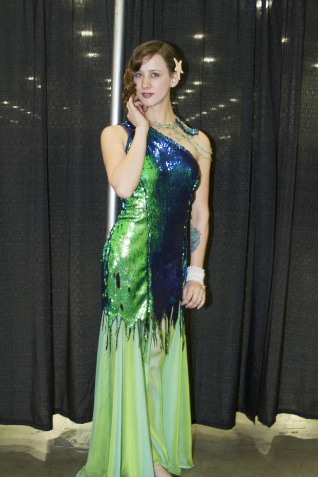 Voodoo Pearl Mermaid