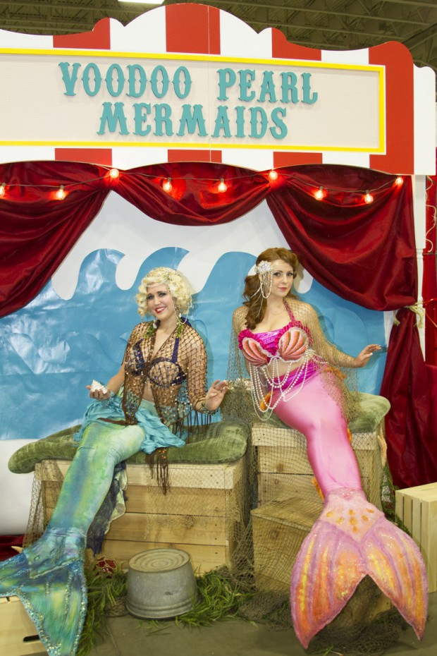 Voodoo Perl Mermaids