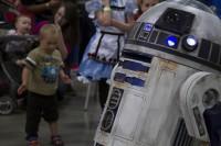 David Platt and R2-D2