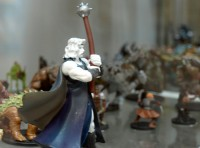 Tabletop game pieces