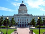 Image of Utah State Capital building