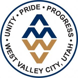 West Valley City round logo