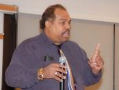 Daryl Davis Speaks to SLCC students