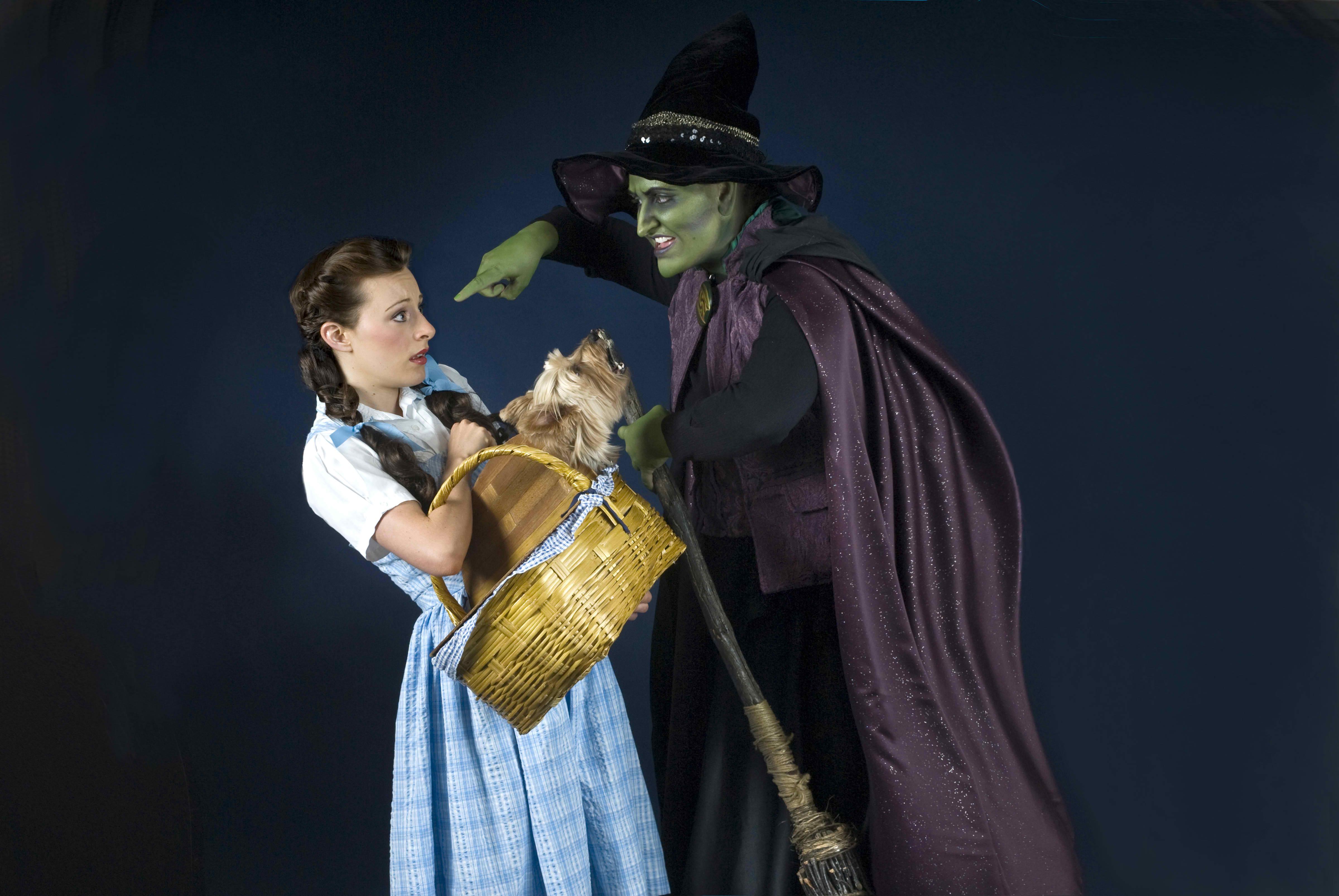 Oz' sparkles at South City | globeslcc.com