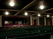 The Grand Theatre at South City Campus.