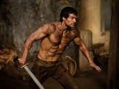 "Henry Cavill in ""Immortals"""