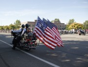 Sandy Motorcycle Rally for September 11