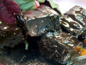 Fudge cubes
