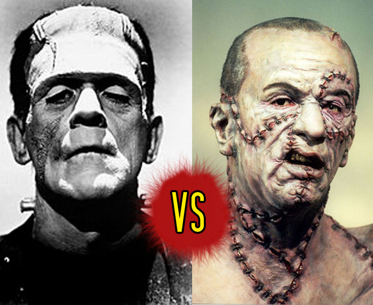 The Weekly Reel A Battle Of Two Frankensteins Karloff border=