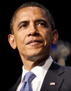 Obama for America campaign headshot