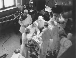 First BT shunt surgery