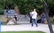 SLCC students on the Taylorsville Redwood Campus