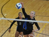 SLCC Volleyball's Brittani Cole