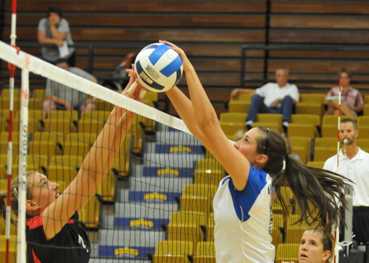 Sports report: Volleyball season ends in heartbreak | globeslcc.com