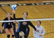SLCC Volleyball's Melissa Rider