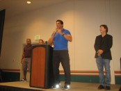 Lou Ferrigno talks about Salt Lake Comic Con 2013