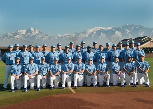 2015 SLCC Bruin baseball team