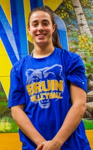 Carol Grasso SWAC Player of the Year