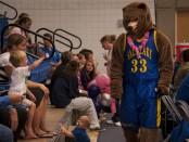 Brutus the SLCC mascot