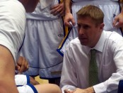 SLCC men's basketball coach Todd Phillips