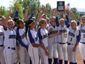 SLCC softball celebrates Region 18 title