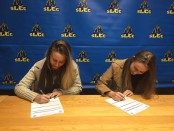 Tem and Tye Fuchs sign letters of intent