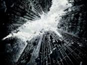 'The Dark Knight Rises' poster