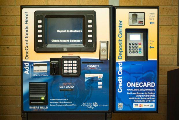 OneCard kiosk